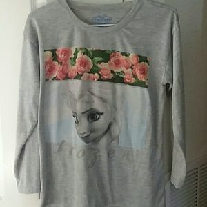 Disney's Frozen Elsa shirt